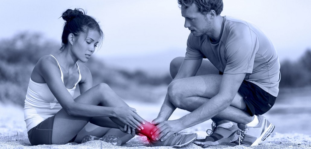 MLS Laser Therapy For Ankle 