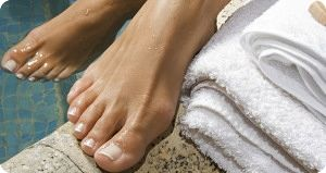 Aesthetic Foot Care